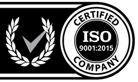Who we are - Our ISO Badge Icon